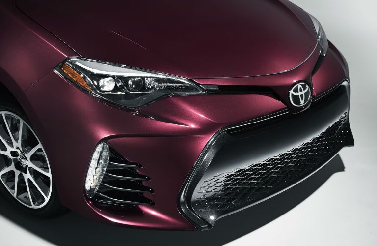 2017 Corolla 50th Anniversary front grille