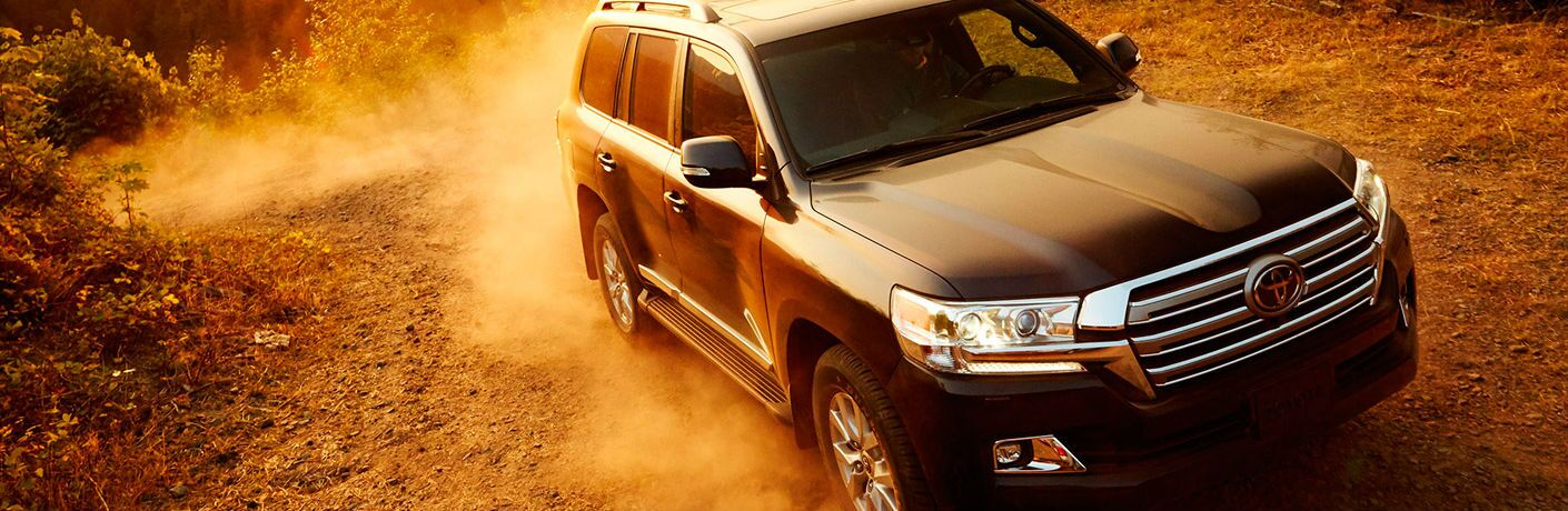 2017 Toyota Land Cruiser in Decatur AL