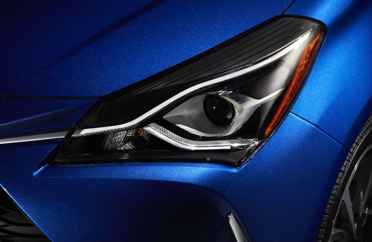 2018 Toyota Yaris View of Headlight