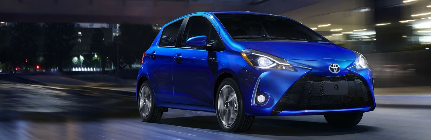 2018 Toyota Yaris Decatur AL