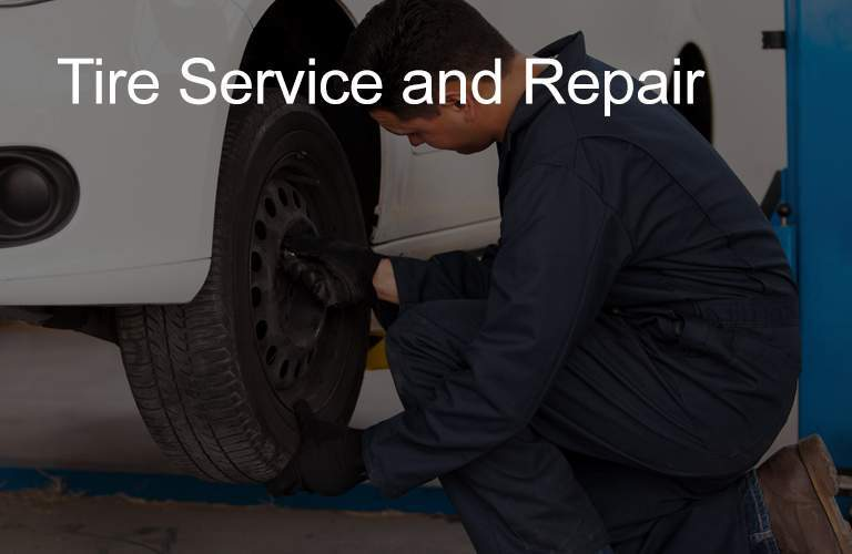 Tire Service and Repair