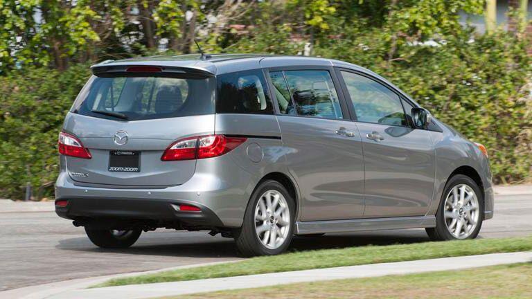 2013 Mazda 5 C
