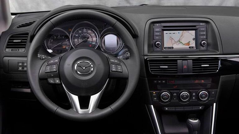 2013 Mazda CRX steering wheel