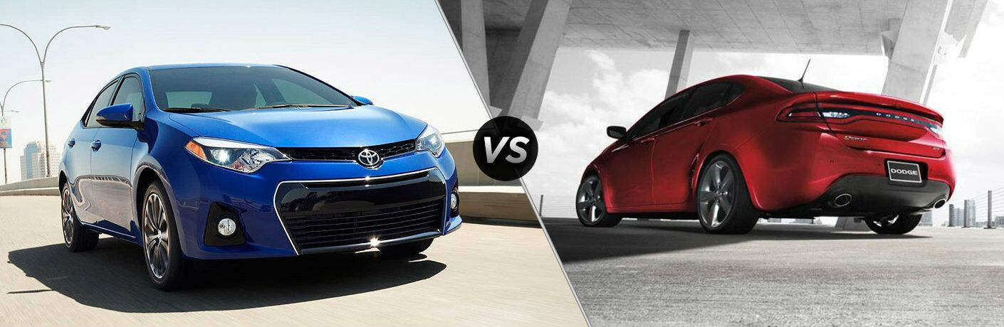 2016 toyota corolla vs 2016 dodge dart. Black Bedroom Furniture Sets. Home Design Ideas