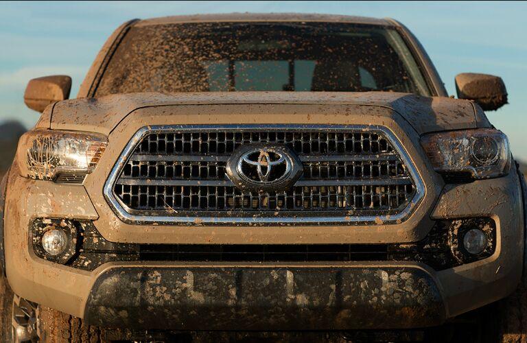 2016 Toyota Tacoma dirty truck Serra Toyota Birmingham AL