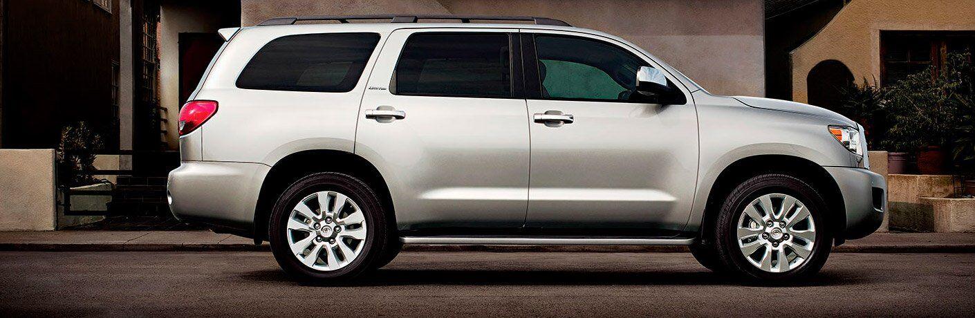 New Toyota Sequoia Lease Birmingham AL