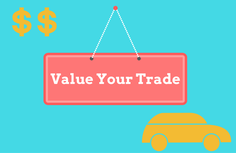 Button value your trade