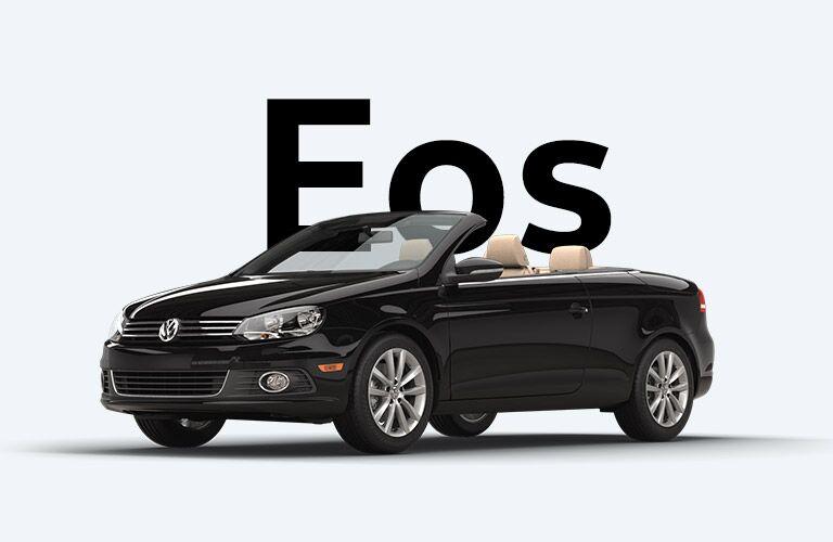 Volkswagen Eos Graphic