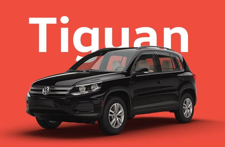 Volkswagen Tiguan Graphic