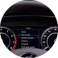 2018 Volkswagen Tiguan Cockpit
