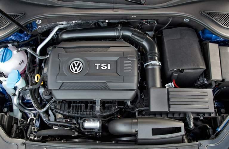 2018 Volkswagen Passat 2.0-liter engine