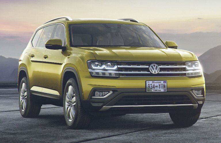 2018 Volkswagen Atlas Washington D.C.