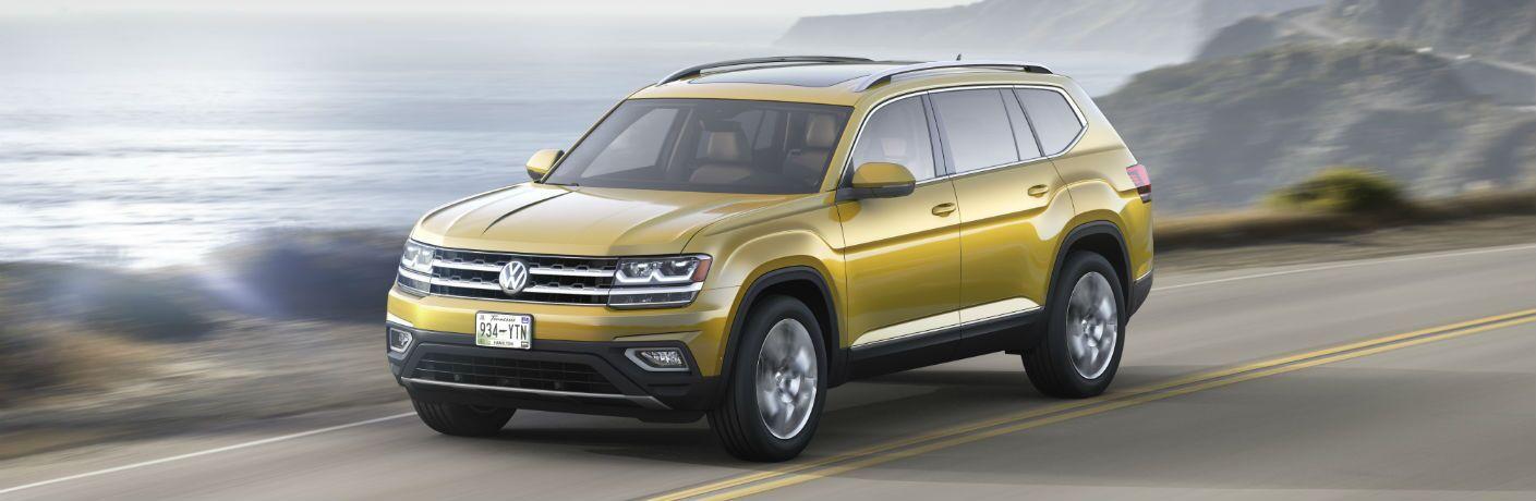 2018 Volkswagen Atlas Washington D C