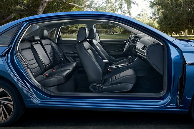 2019 Volkswagen Jetta Heated Ventilated Seats