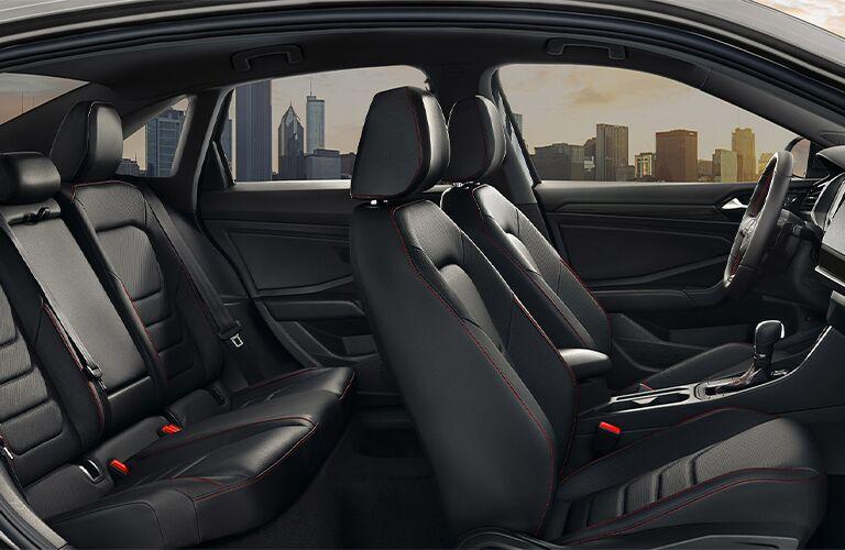 2021 Volkswagen Jetta GLI passenger seats