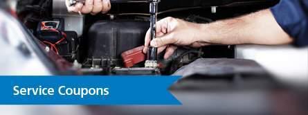 Volkswagen Service Coupons