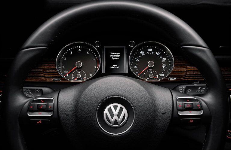 Dashboard 2015 VW CC