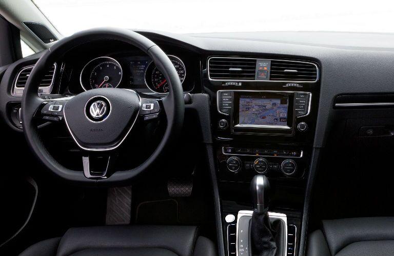 2015 Volkswagen Golf SportWagen Interior