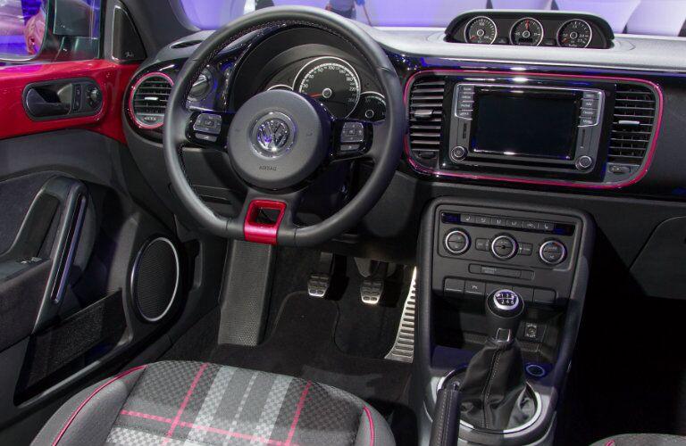 2016 Volkswagen Beetle Interior Color Options