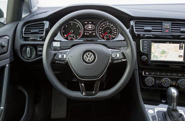 2016 Volkswagen Golf SportWagen Interior Technology