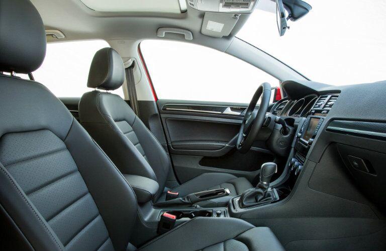 2016 Volkswagen Golf Leather Seats