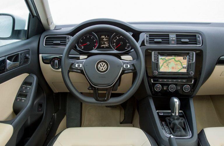 2016 Volkswagen Jetta Steering Wheel