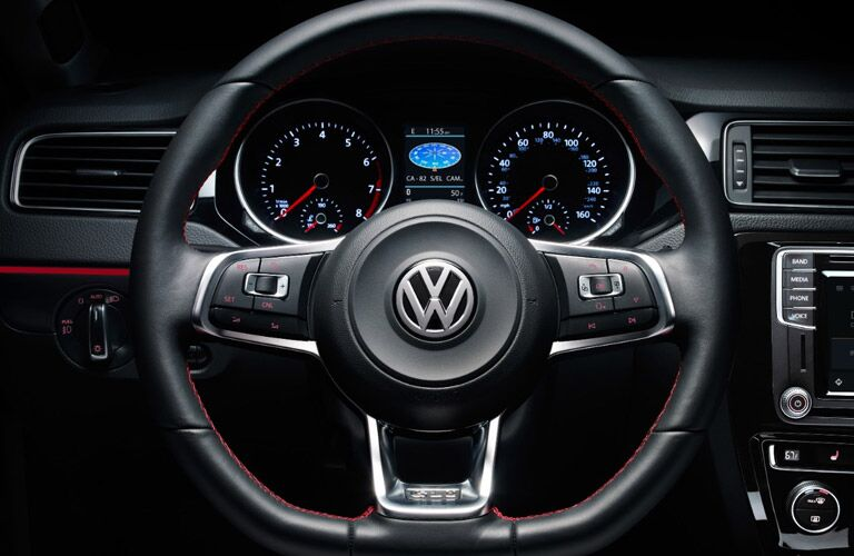 2017 Volkswagen Jetta Dashboard Lighting
