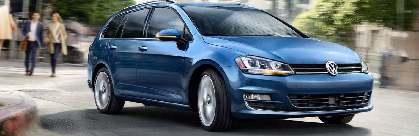 2017 Volkswagen Golf Sportwagen in Kingston, NY