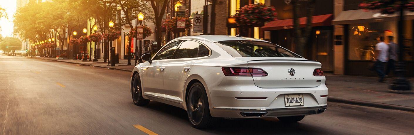2020 Volkswagen Arteon on the road
