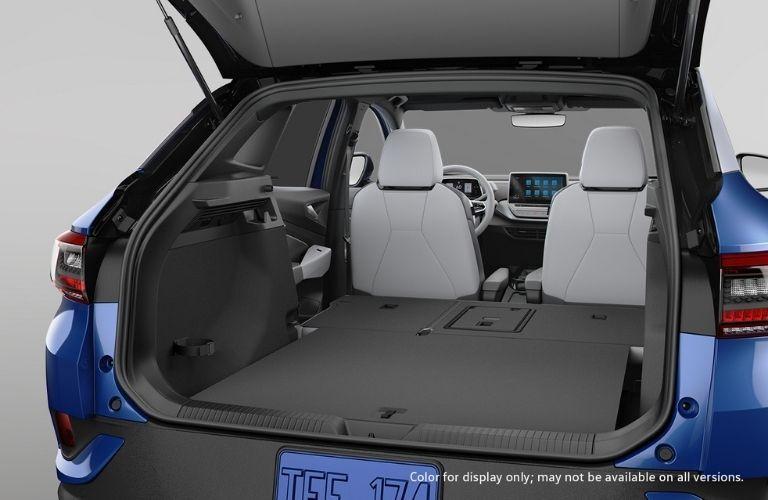 2021 Volkswagen ID.4 cargo view