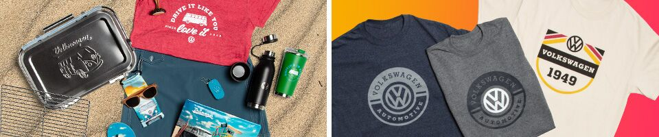 Introducing the Volkswagen DriverGear Collection.