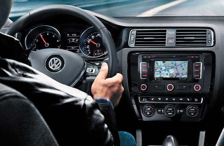 2015 Volkswagen Jetta The Woodlands TX interior features comfort