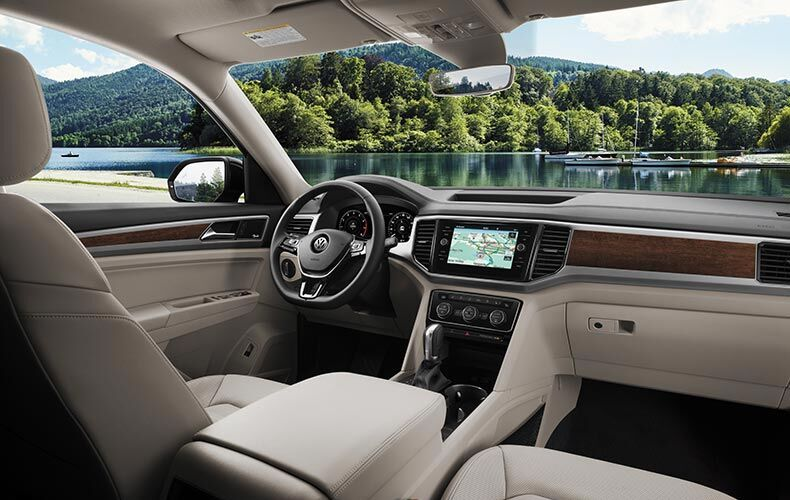 Broad coverage for your vehicle's interior features 6