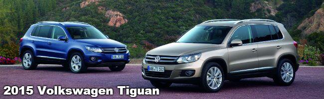 2015 VW Tiguan learn more specs information