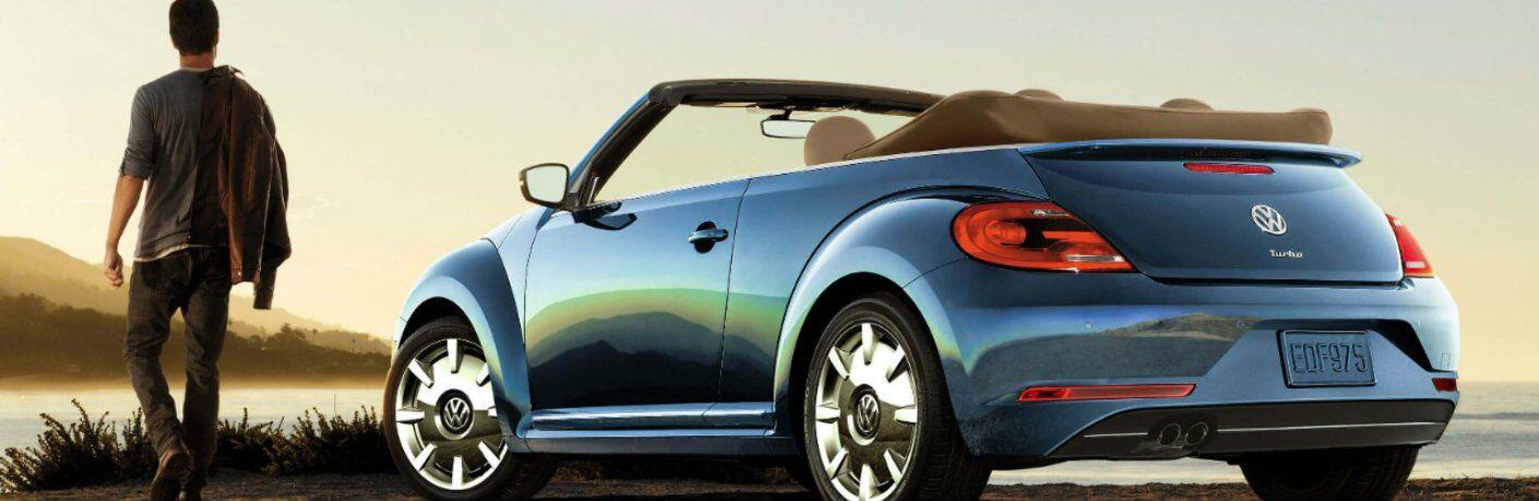 2017 Volkswagen Beetle Convertible Spartanburg SC