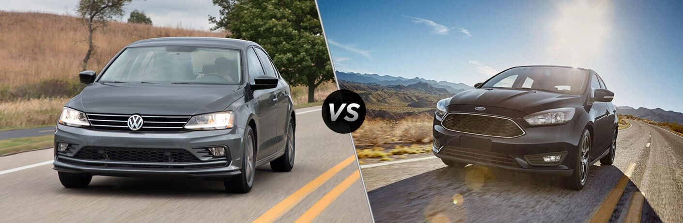 2018 Volkswagen Jetta vs 2018 Ford Focus