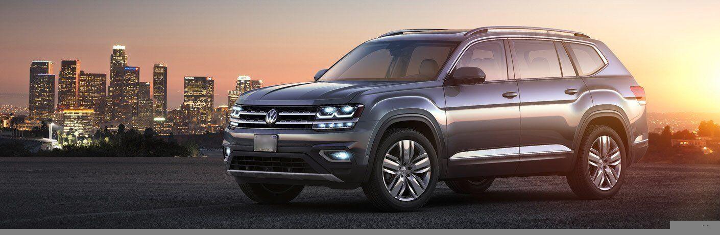 2018 Volkswagen Atlas Spartanburg SC