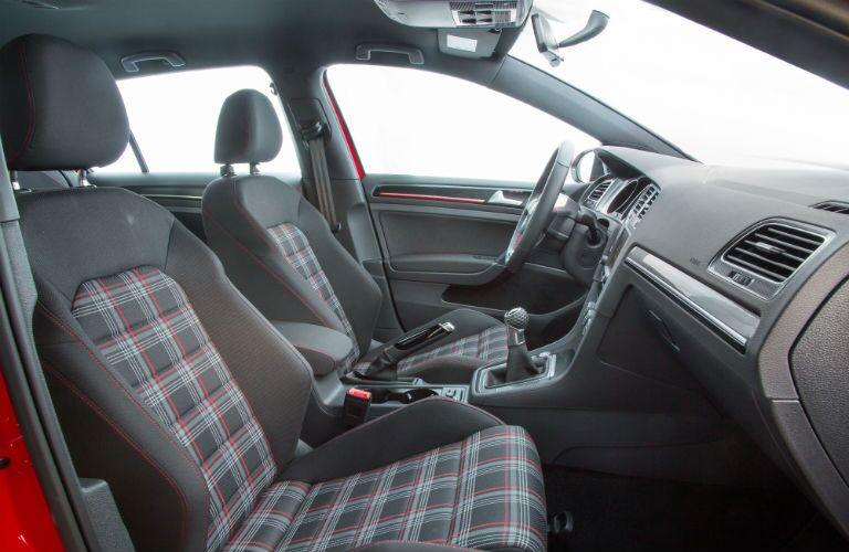 New interior options 2017 VW Golf GTI Spartanburg sc
