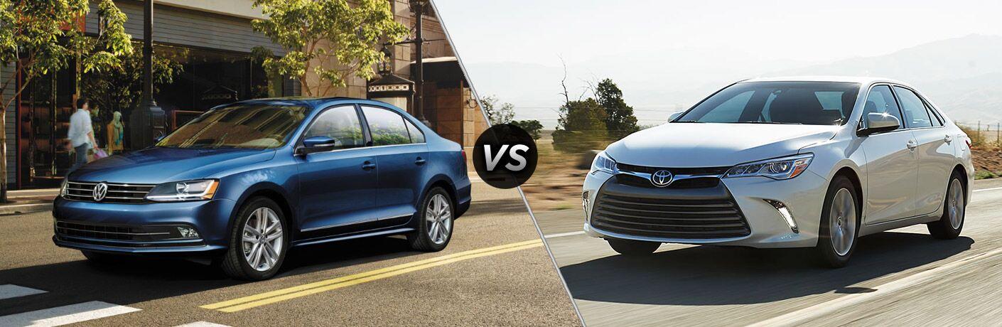 2017 Volkswagen Jetta vs. 2017 Toyota Camry