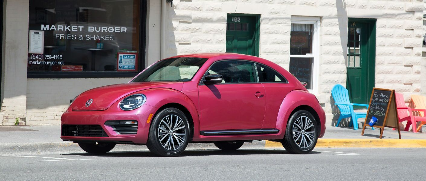 2017 Volkswagen Beetle in Spartanburg, SC