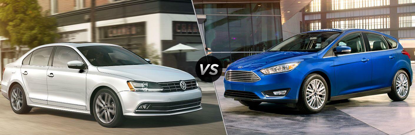 2018 Volkswagen Jetta vs 2018 Ford Focus