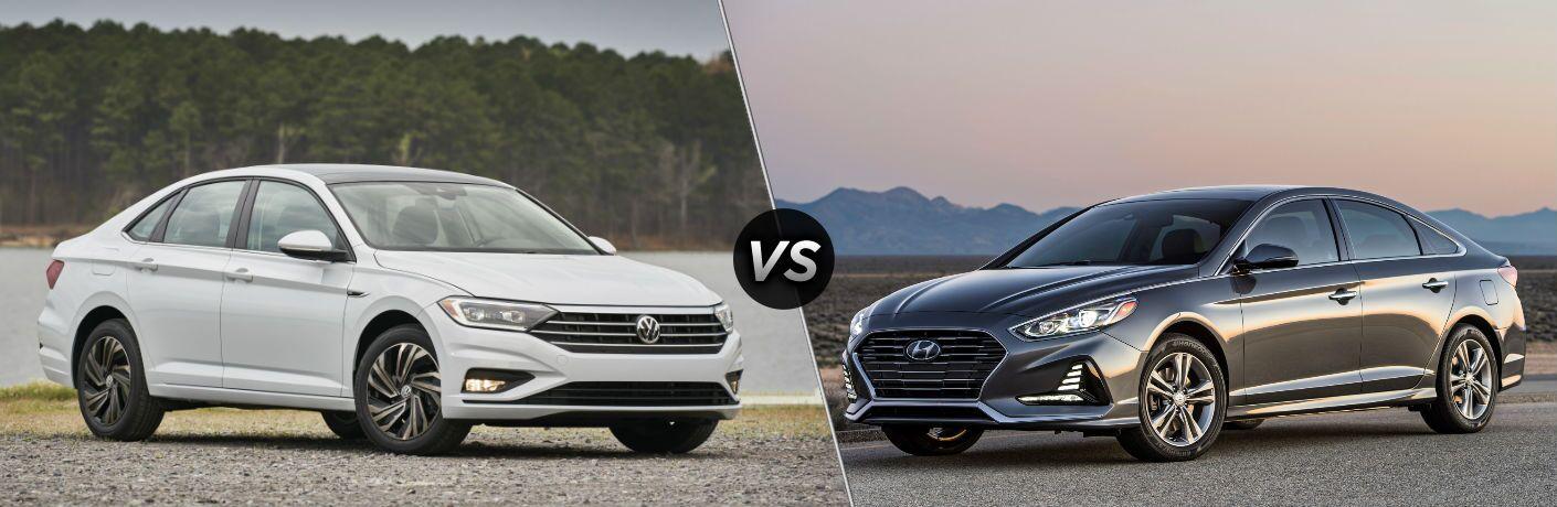 2019 Volkswagen Jetta vs 2018 Hyundai Sonata