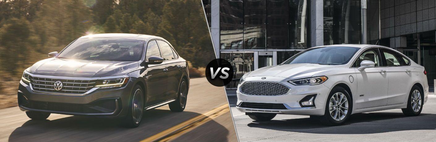 2020 Volkswagen Passat vs 2019 Ford Fusion