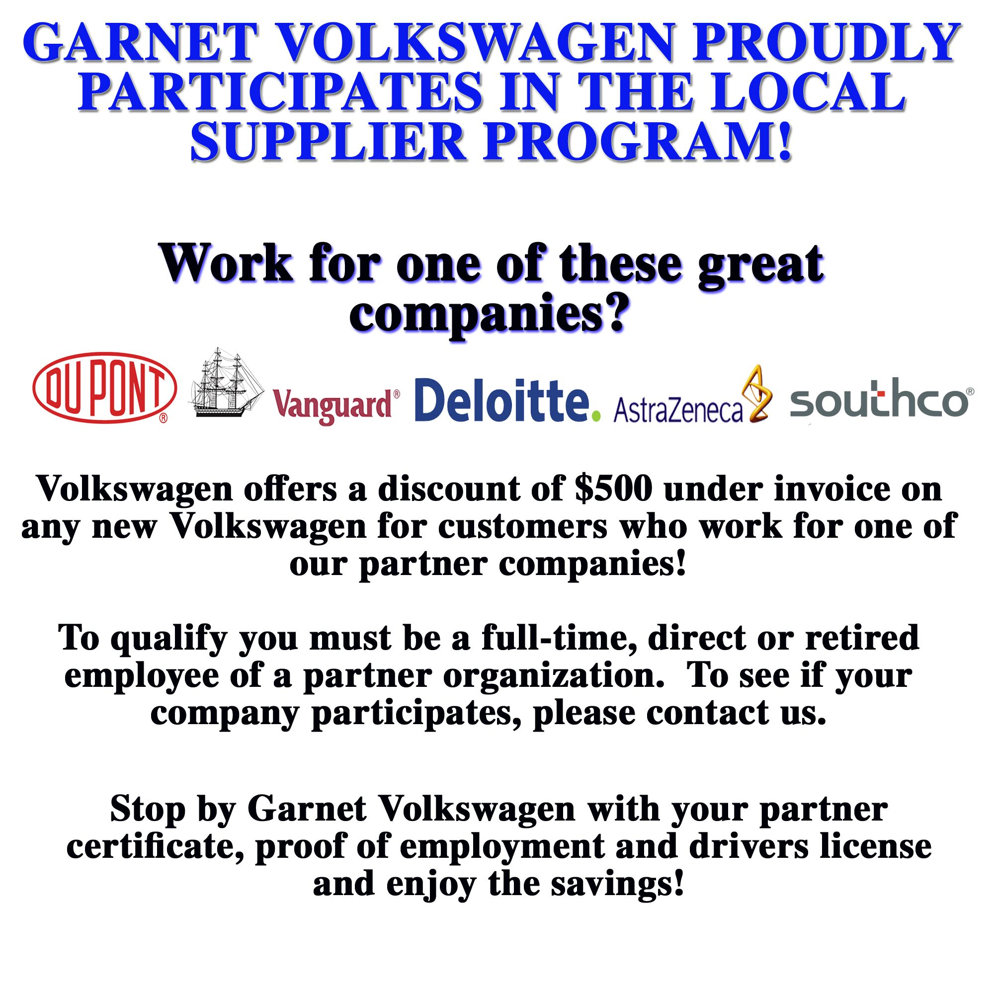 West Chester Pennsylvania Volkswagen Dealership Garnet Volkswagen - Vw alltrack invoice price