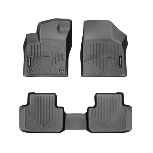 muddybuddy trunk liner with extended seat back cover