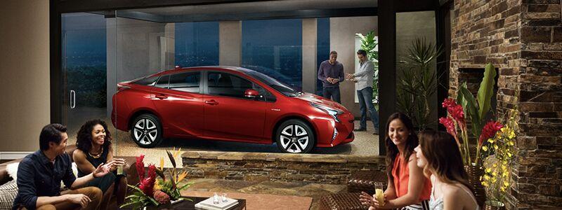 Enterprise AL New 2018 Toyota Prius