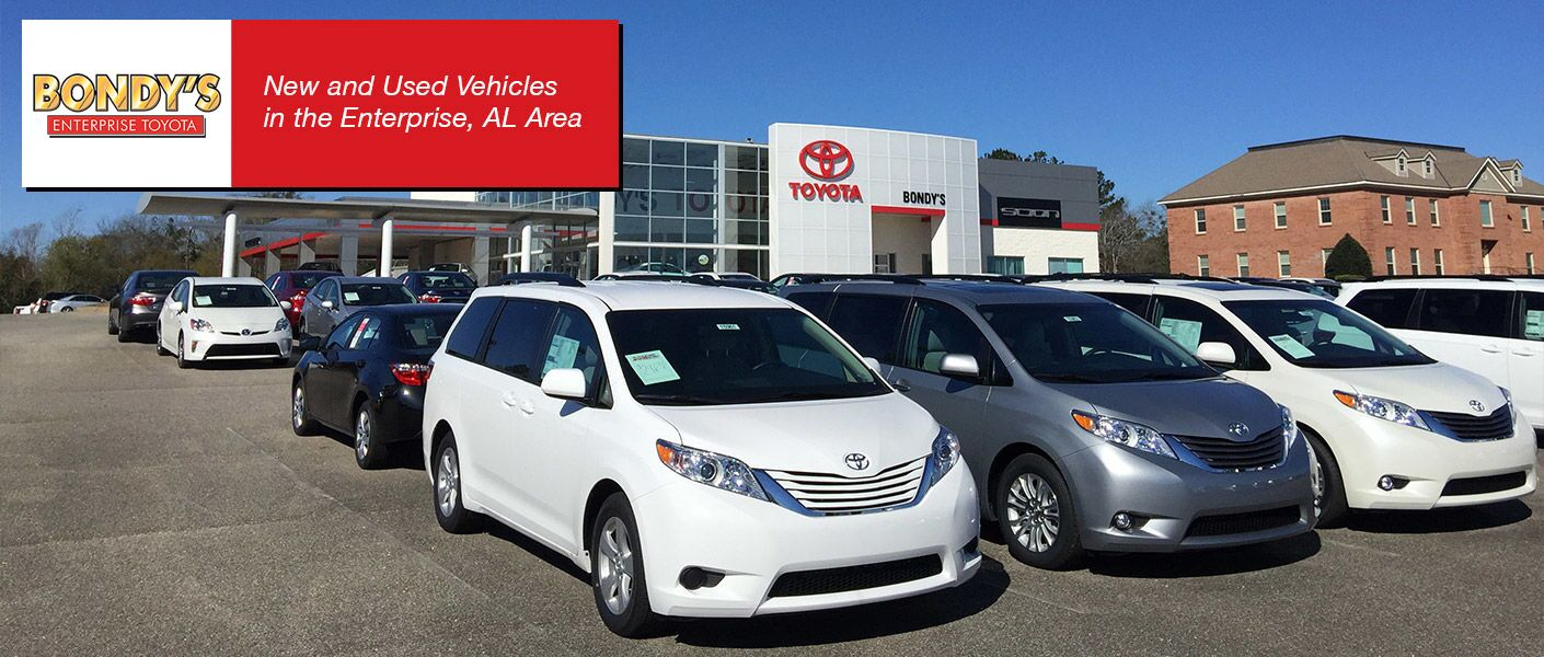 About Bondys Toyota New And Used Car Dealer Serving Dothan