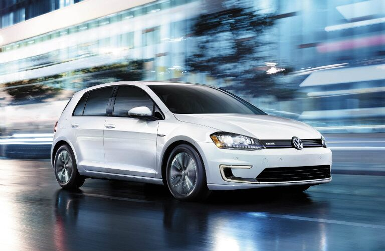 2016 Volkswagen e-Golf Thousand Oaks CA exterior design and styling
