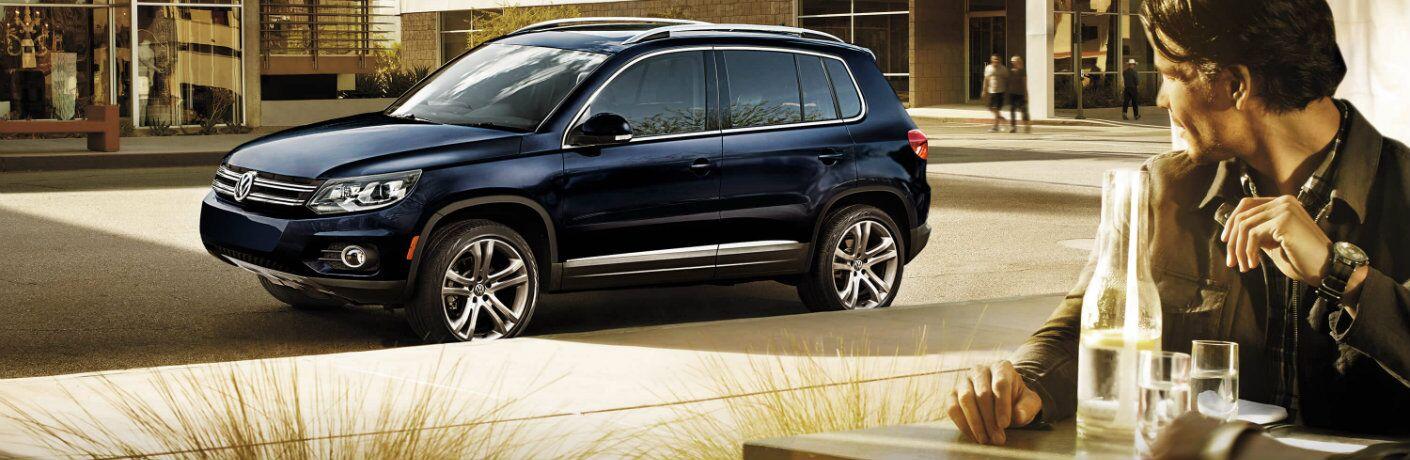 2017 Volkswagen Tiguan Thousand Oaks CA