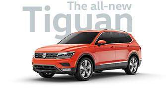 The all-new Tiguan